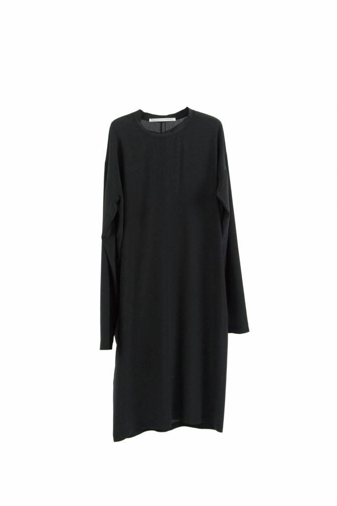 Monique van Heist LOL black silk