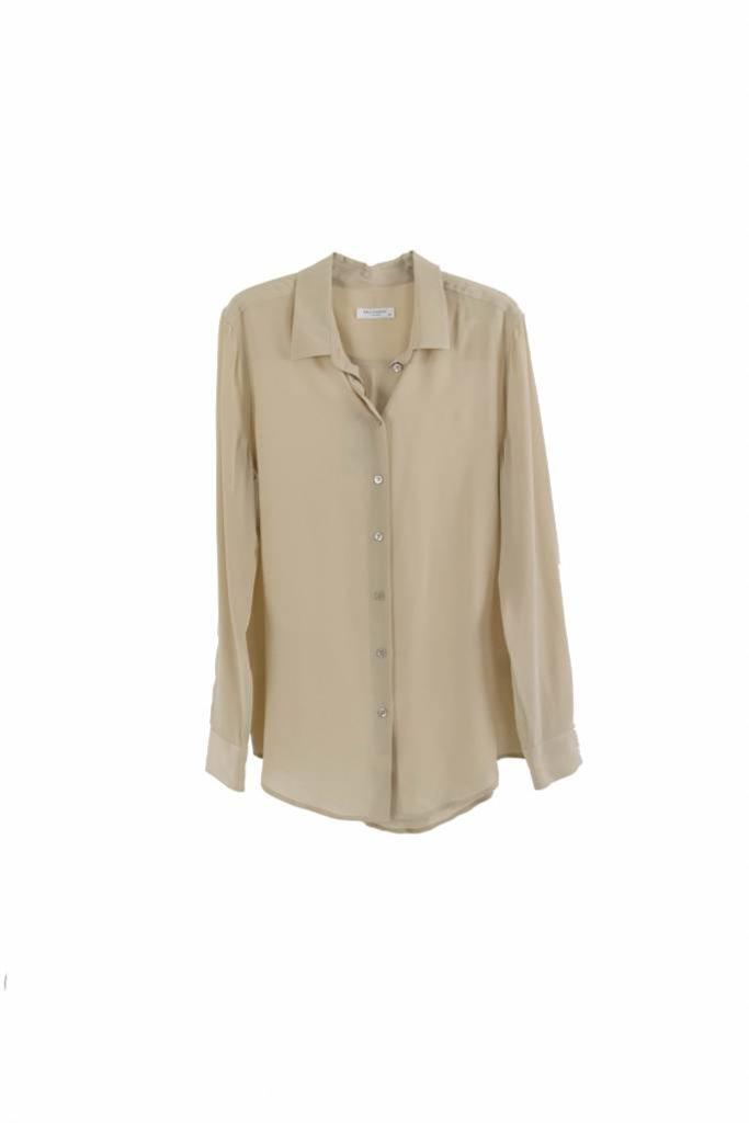 Essential blouse safari sand