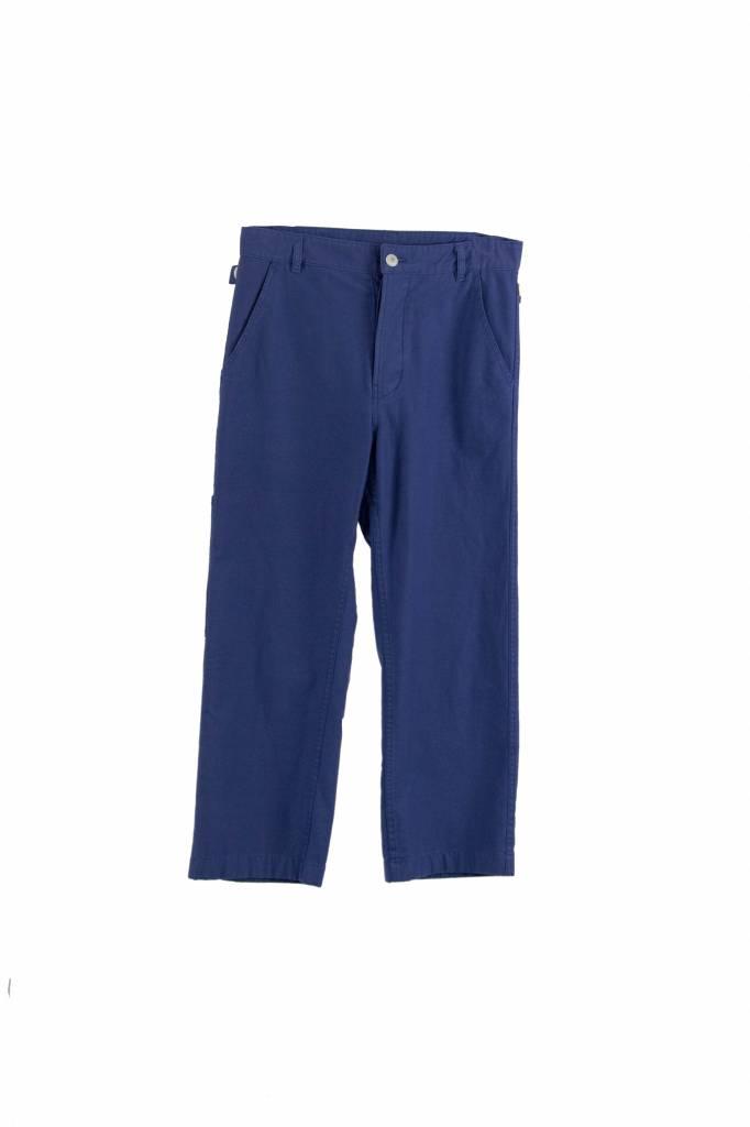 Stand Aloné cotton baggy pants lavender blue