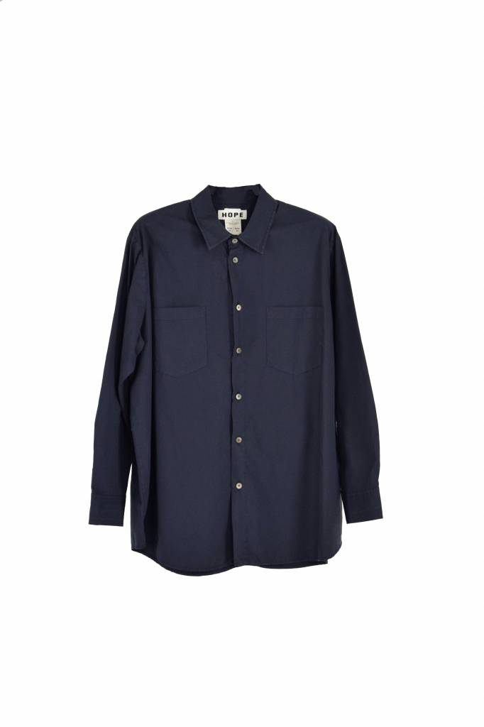 Hope Elma shirt dark blue