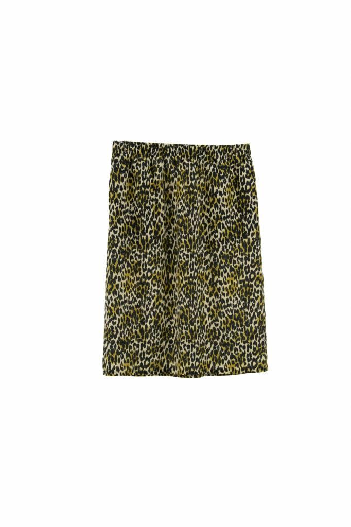 Monique van Heist Pencil skirt animal silk