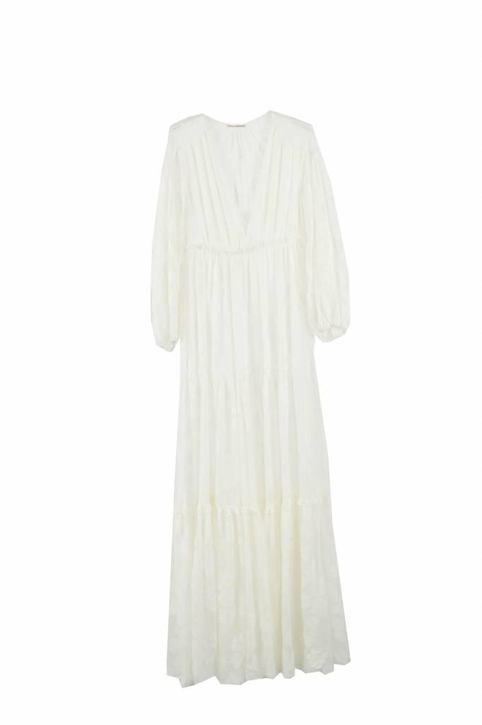 Ulla Johnson Margaux dress blanc