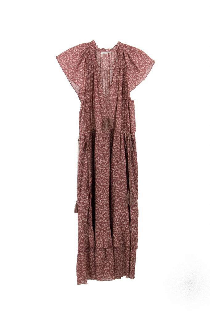 Ulla Johnson Anja dress clay print