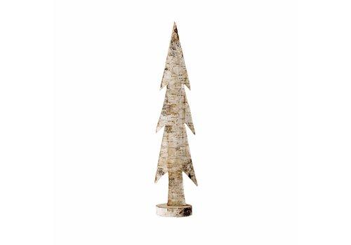 Bloomingville Kerstboom, naturel met berk