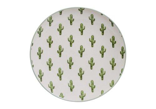 Bloomingville Jade bord, keramiek O20 cm