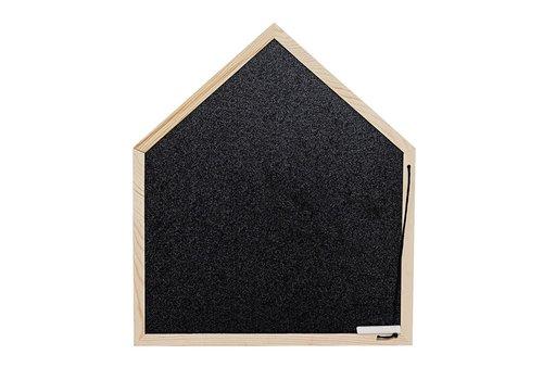 Bloomingville Krijtbord zwart