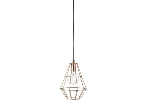 Bloomingville Pernille pendant, copper 40 watt