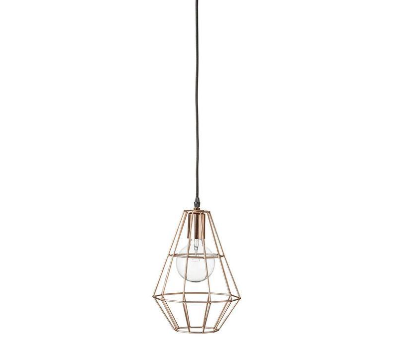 Pernille pendant, copper 40 watt