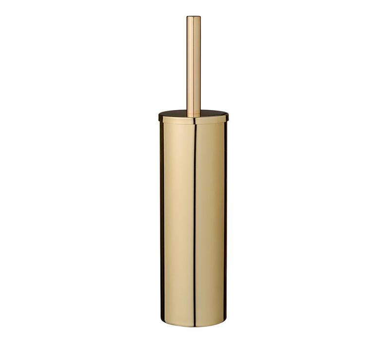 Toiletborstel goud