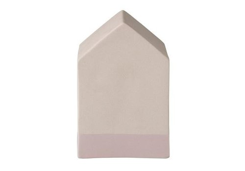 Bloomingville Deco house, blush ceramic
