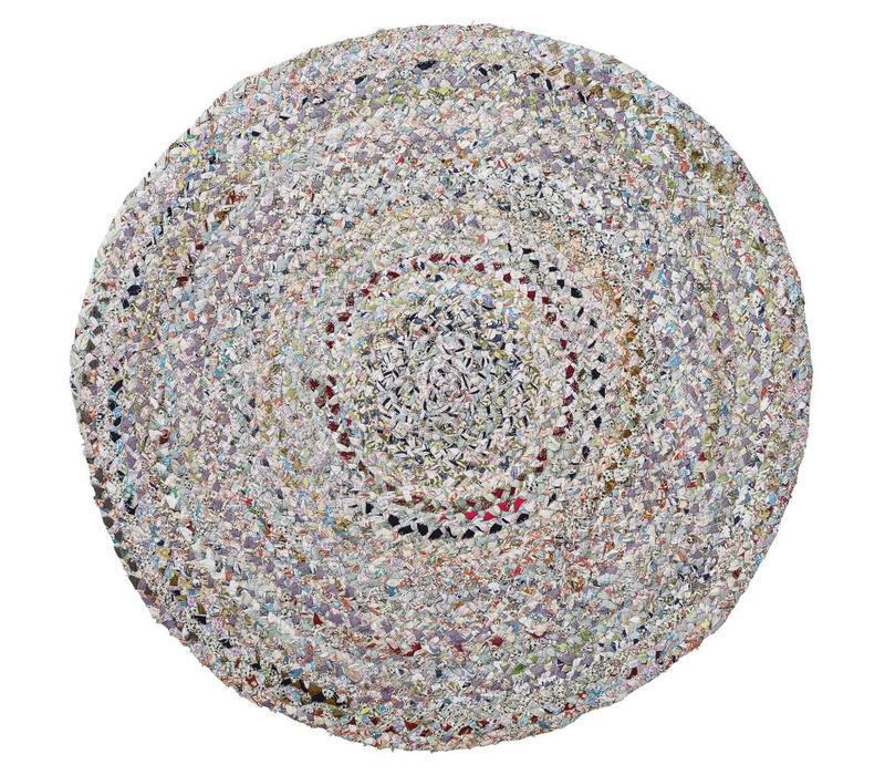 rond tapijt diverse kleuren