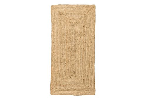 Bloomingville Tapijt, jute - naturel