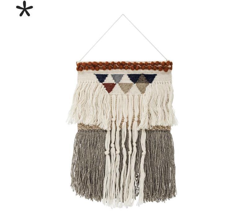 Wandkleed wol