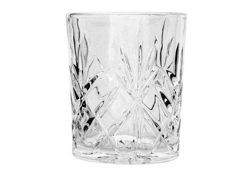 Bloomingville Waterglas O8xH10