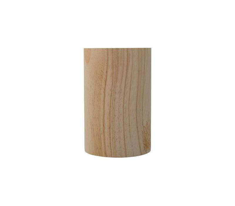 Beker rubberwood