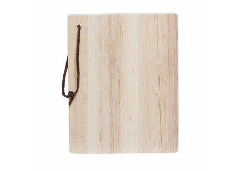 Bloomingville Houten Snijplank rubberwood