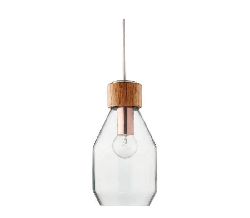 Vetro pendel slim hanglamp