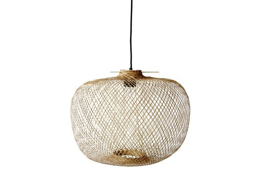 Bloomingville Bamboe hanglamp naturel