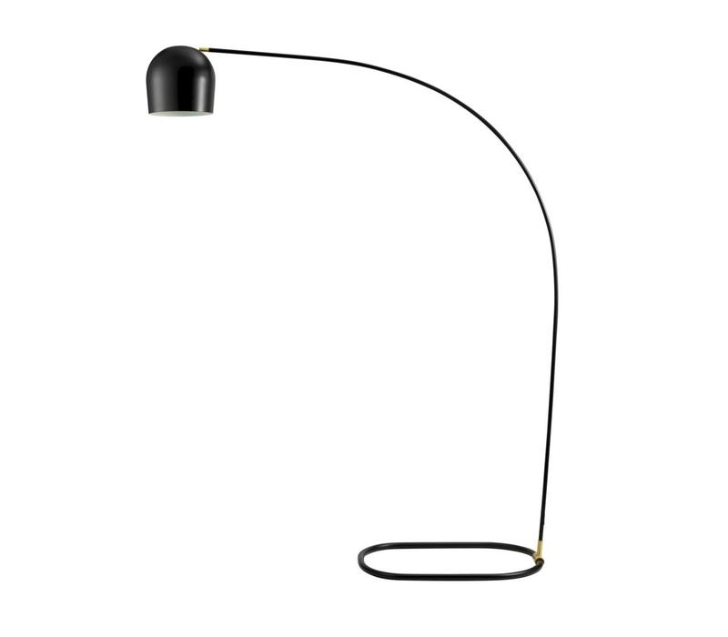 Circle vloerlamp