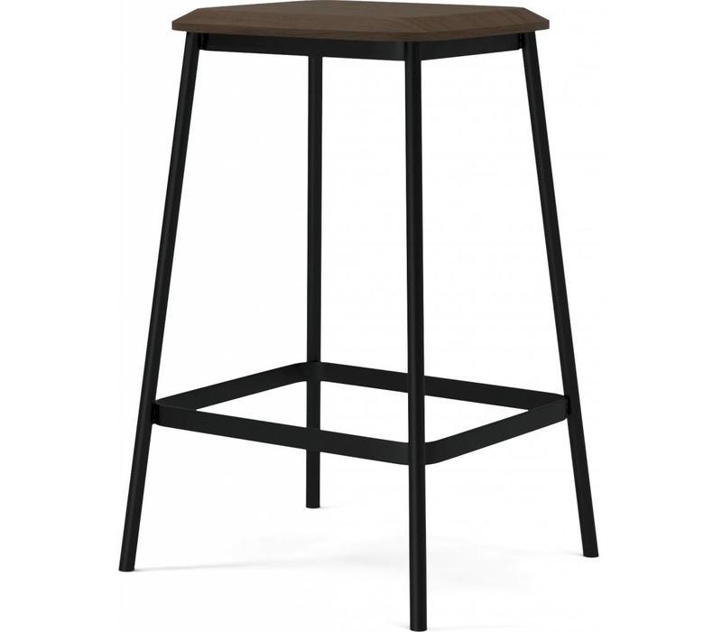 Facet barstoel - 63 cm