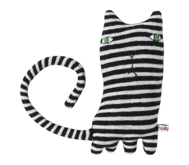 Mono cat knuffel