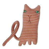 Ginge cat knuffel