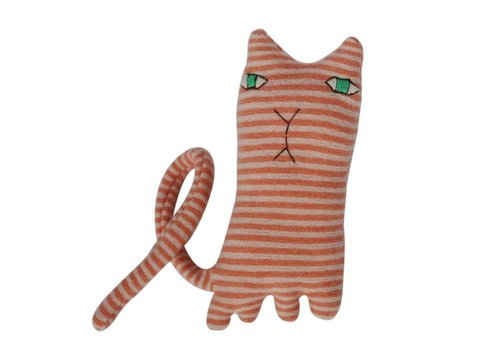 Donna Wilson Ginge cat knuffel