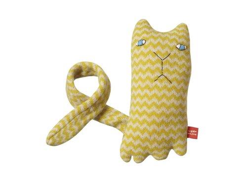 Donna Wilson Ziggy kat knuffel