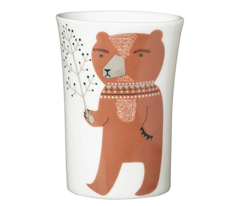 Bear beker