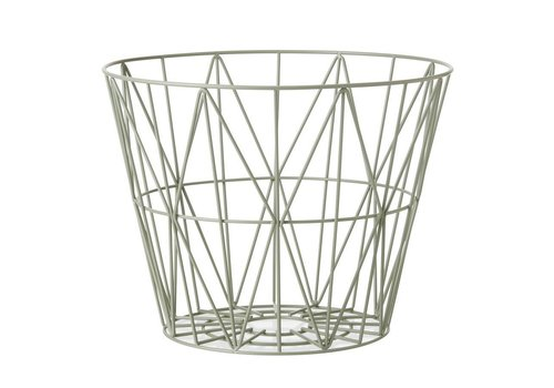 Ferm Living wire basket opbergmand