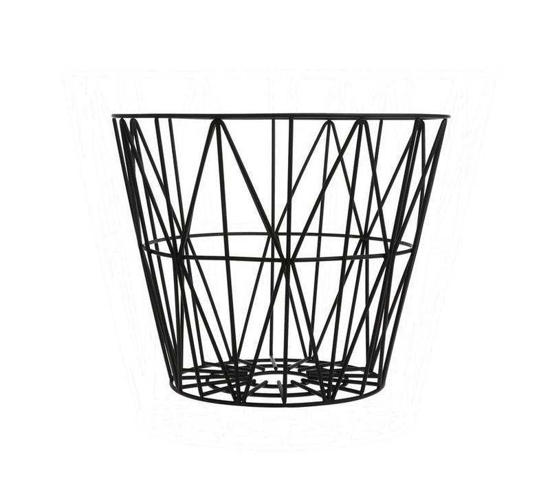 wire basket opbergmand