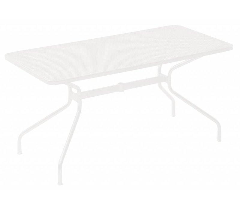 Cambi rechthoekige tuintafel 160x80 cm