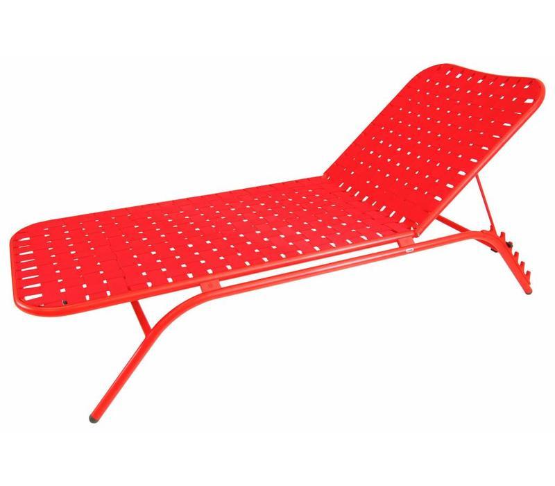 Yard ligstoel tuin