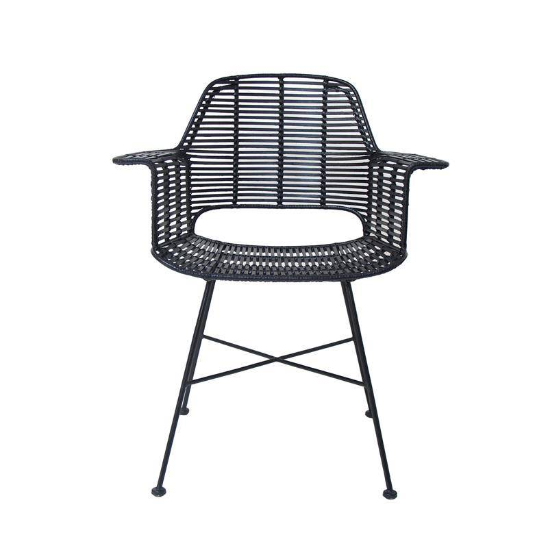 Rotan kuipstoel vida design for Kuipstoel fauteuil