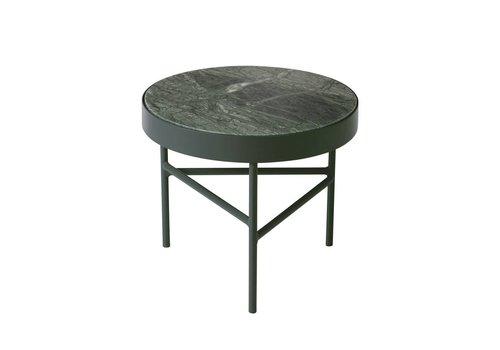 Ferm Living Marble table green small bijzettafel