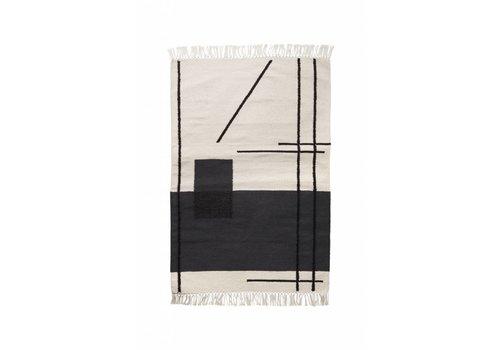 Ferm Living Trace tapijt