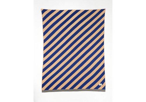 Ferm Living Little stripe deken