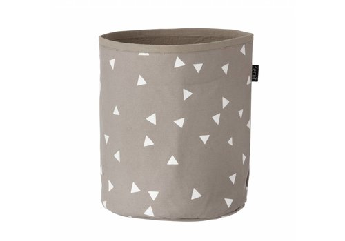 Ferm Living triangle mand - small