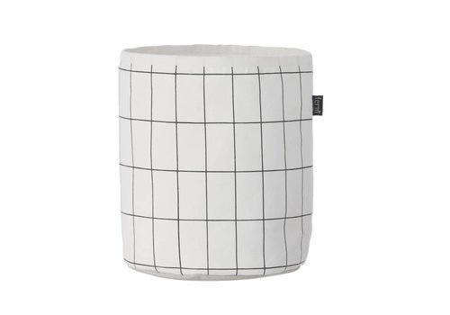 Ferm Living grid mand - small