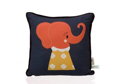 Ferm Living Elephant kussen