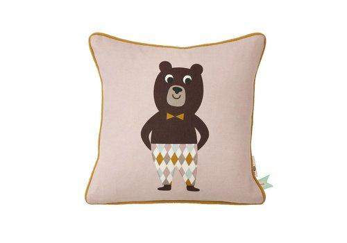 Ferm Living Bear kussen