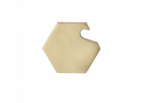 Ferm Living hexagon flessenopener