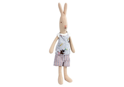 Maileg Mini konijn knuffel jongen