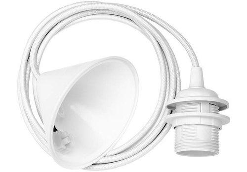 Umage Socket wit hanglamp VITA