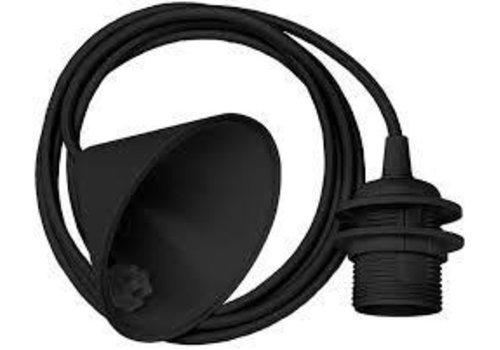VITA Socket zwart hanglamp VITA