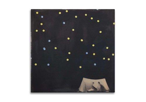 StoryTiles tegel Onder de sterrenhemel