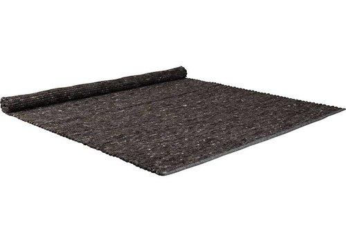 Zuiver Pure tapijt donkergrijs