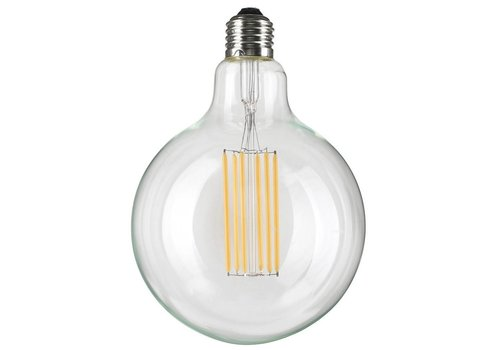 Nud Collection Globe ledlamp rond 125mm straight