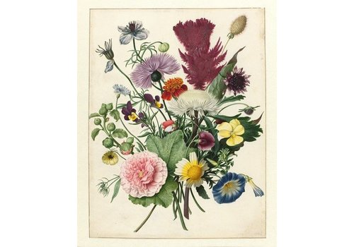 IXXI IXXI Wanddecoratie - Bouquet of Flowers