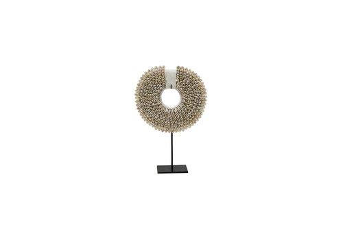 HK Living Papua schelp ornament